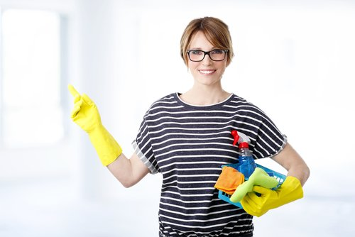 How do I start cleaning for Airbnb