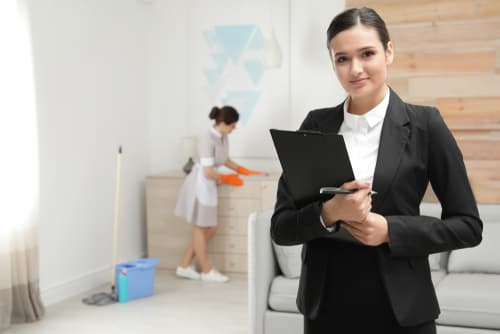 How can I join one of the booming vacation rental management franchises