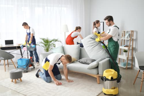 How do you motivate your cleaning staff