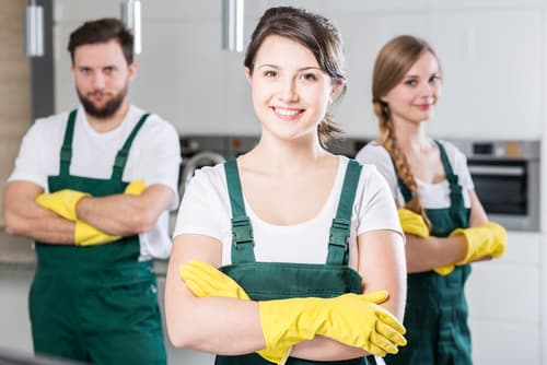 How to train employees for my cleaning business