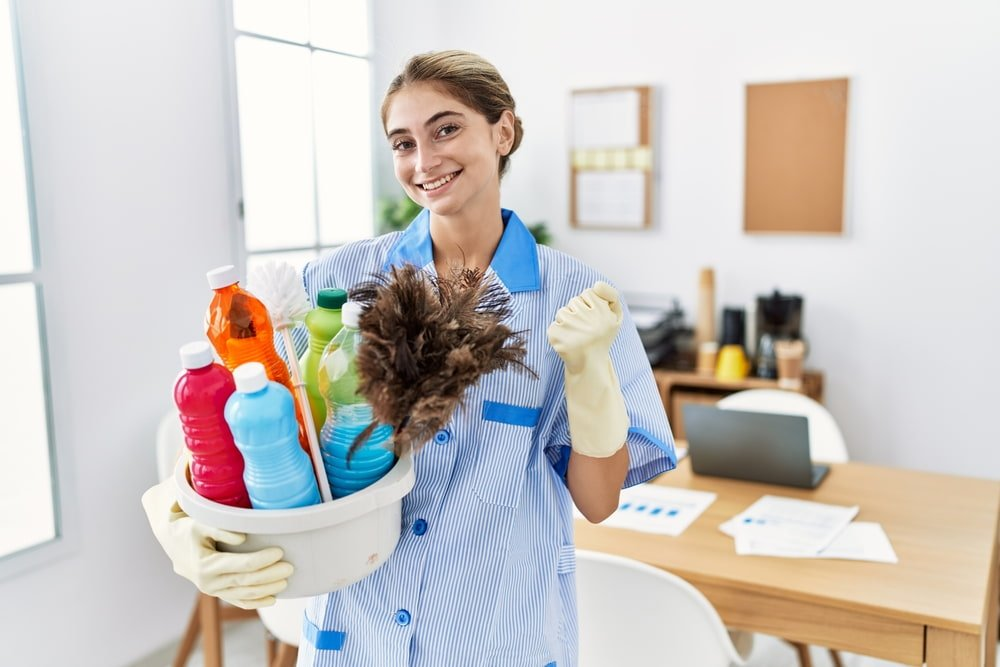 How can I become a part of a successful cleaning franchise in Tucson, AZ